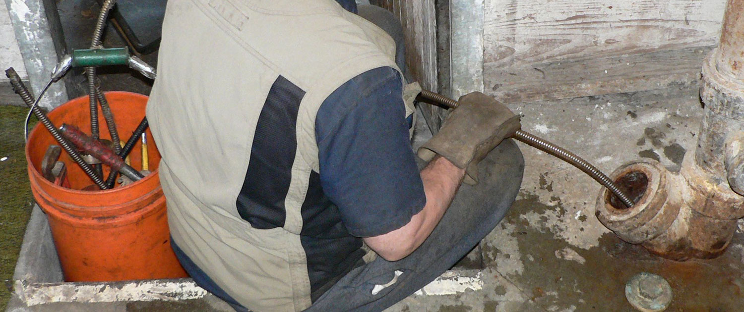 Auger drain cleaning calgary comfort by design ltd